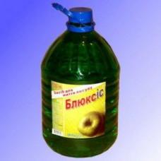 Мыло жидкое 5000 мл Блюксис (яблоко)