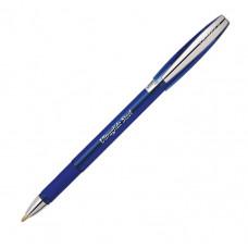 Ручка масляная с грипом 0,7 мм Unimax ULTRAGLIDE ST синяя (UX-115-02)