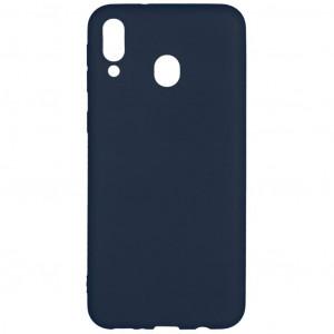 Чехол для мобильного телефона 2Е Basic для Samsung Galaxy M20, Soft touch, Navy (2E-G-M20-AOST-NV)