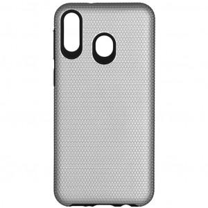 Чехол для мобильного телефона 2Е для Samsung Galaxy M20 (M205), Triangle, Silver (2E-G-M20-TKTLSLV)