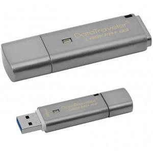 Флешка 16GB Kingston DataTraveler Locker+ G3 USB 3.0 (DTLPG3/16GB)