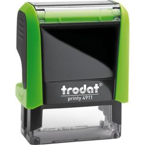 Штамп+клише TRODAT 4911 (Оригінал) 38 х 14 мм