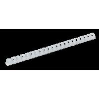 Пружина для биндера пластик 32 мм (до 280 л) 50 шт/уп (белая) Buromax (BM.0510-12)