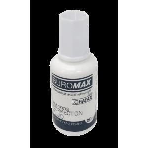 Корректирующая жидкость масляная осн 16 мл BuroMax Jobmax (BM.1003)