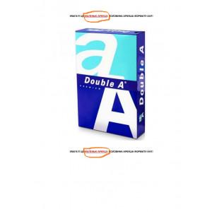 Бумага офисная A5 80 г/м кв класс A+ 165% Double A 500 л