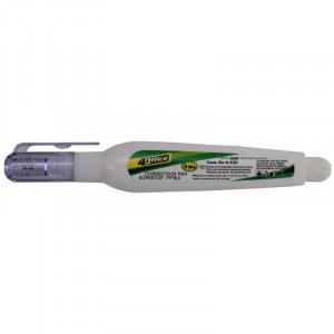 Корректор-ручка 3 мл 4Office 4-430 метал наконечник