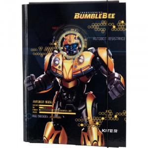 Папка для труда картон А4 Kite Transformers (TF19-213)