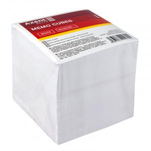 Бумага для записей белая несклеен 90 х 90 х 90 мм Axent (D8009)