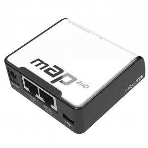 Точка доступа Wi-Fi Mikrotik RBwAP2nD