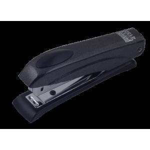 Степлер метал на 12 л BuroMax (скобы №10/5) черный (BM.4150-01)