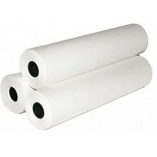 Бумага для плоттеров рулонная 841 мм х 50 м 80 г/м кв (А0)
