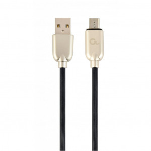 Кабель Cablexpert USB 2.0 Micro-AM/BM black 1м (CC-USB2R-AMmBM-1M)