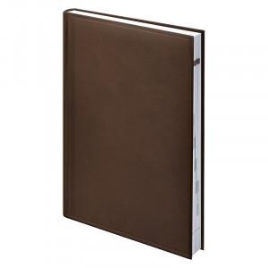Ежедневник недатированный А5 BRUNNEN Агенда Torino, коричневый (73-796 38 70)