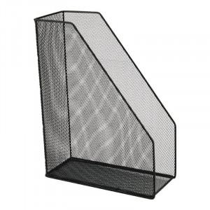 Лоток вертик металл Axent 100 х 250 х 320 мм черный (2120-01-A)