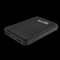 Батарея универсальная 10000 mAh PROMATE voltag-10.black