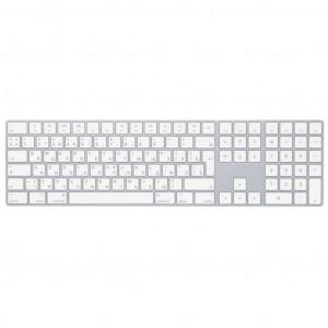 Клавиатура беспроводная Apple A1843 Bluetooth Magic Keyboard with Numpad (MQ052RS/A)