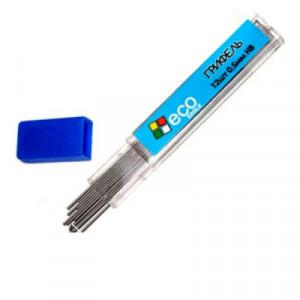 Грифели для механических карандашей 0,5 мм, HB, (12 шт) EAGLE (TY408-0.5)