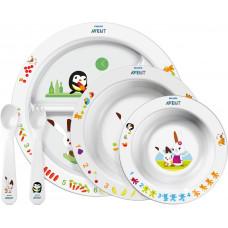 Набор для кормления малышей от 6 мес. Philips AVENT SCF716/00