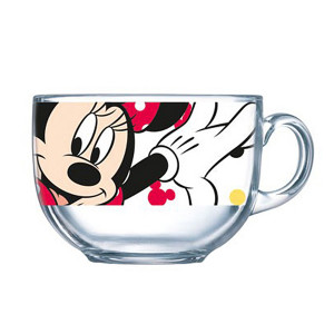 Бульонница LUMINARC DISNEY OH MINNIE 400мл (H6443)