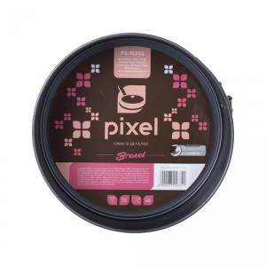 Форма металлическая разъемная Pixel Brezel PX-10202, 24 x 7 см
