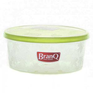 Контейнер пищевой BranQ Rukkola салатовый, 500 мл