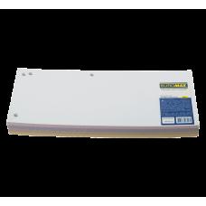 Разделитель страниц картон (цветной закладки) 105 х 230 мм Buromax Радуга 100 шт (BM.3220-99)