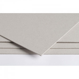 Картон переплетный LuхLine 92  х 105 см, 2,00 мм