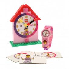 Набор часов для девочки (наручные и след.) (9005039)