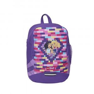 Рюкзак школьный Лего Френдз, объемом - 16.6л (10029-1610)