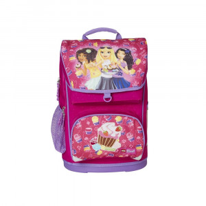 Ранец школьный Лего Френдз Маффины с сумкой д/об 30л (20013-1711)