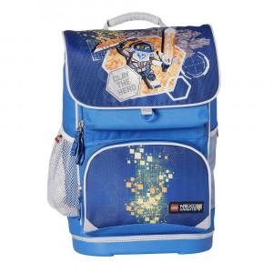 Ранец школьный Лего Некзо Найтс с сумкой д/об 23л (20014-1708)