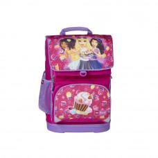 Ранец школьный Лего Френдз Маффины с сумкой д/об 23л (20014-1711)