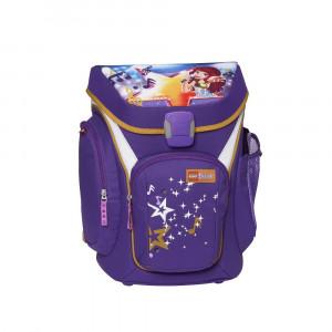 Ранец школьный Лего Френдз с сумкой д/об 24л (20018-1705)