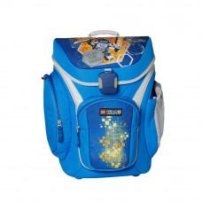 Ранец школьный Лего Некзо Найтс с сумкой д/об 24л (20018-1708)