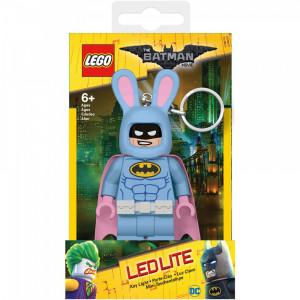 Брелок-фонарик Лего - Бэтмен в костюме зайца (LGL-KE103B)