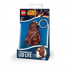 Брелок-фонарик Лего Звездные войны Чубакка (LGL-KE60-6-BELL)