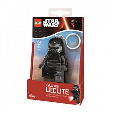 Брелок-фонарик Лего Звездные войны Кайло Рен (LGL-KE93)