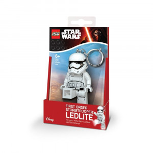 Брелок-фонарик Лего Звездные войны Штурмовик І (LGL-KE94)