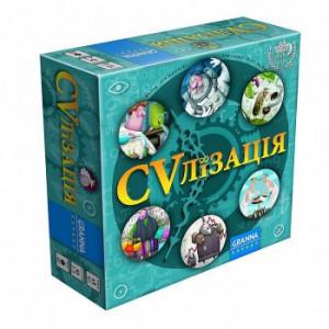 Настольная игра Granna CVлизация (82722)