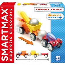 Магнитный конструктор Smartmax Поезд Томми (SMX 209)