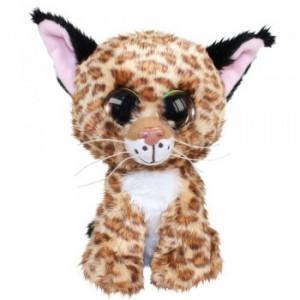 Мягкая игрушка Lumo Stars Рысь Lynx большая (55047)