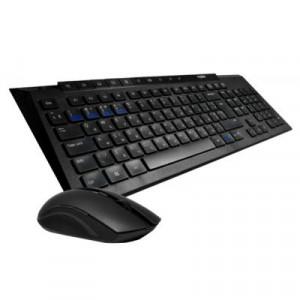 Комплект (мышь+клавиатура) Rapoo 8200M Black