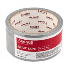 Скотч армированный 48 мм х 10 м 150 мкм серебряный Axent (3047-A)
