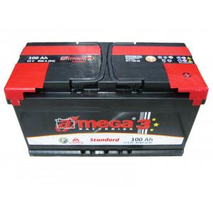 Автомобильный аккумулятор FLAGMAN 6СТ-100 АЗ (0)