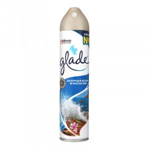 Освежитель воздуха (аэрозоль) GLADE 300 мл (Против запаха домашних животных)