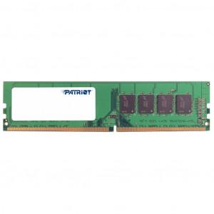 Модуль памяти для компьютера DDR4 4GB 2400 MHz Patriot (PSD44G240082)