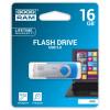 Флешка 16GB GOODRAM Twister Blue, (UTS2-0160B0R11) USB 2.0