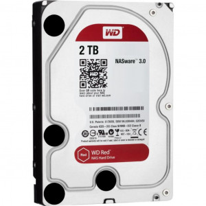 """Жесткий диск 3.5"""" 2TB Western Digital (WD20EFAX) (WD20EFAX)"""
