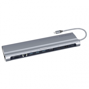 USB-ХАБ PROMATE BaseLink-C (All-in-One USB-C)
