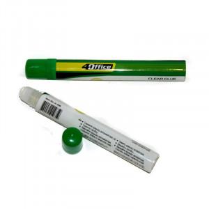 Клей канцелярский ручка 50 мл силикат 4OFFICE 4-336